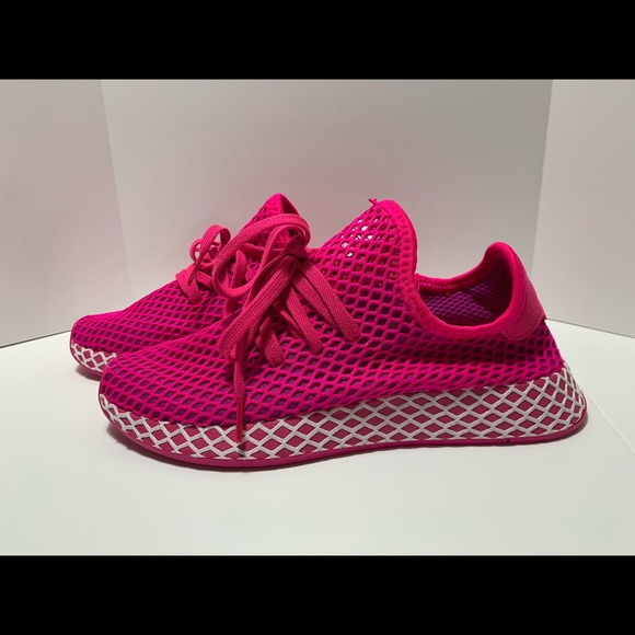 adidas deerupt runner fuchsia